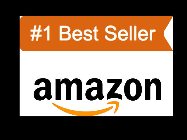 #1 Best Seller on Amazon