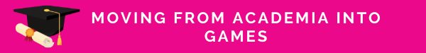 Games user research and academia